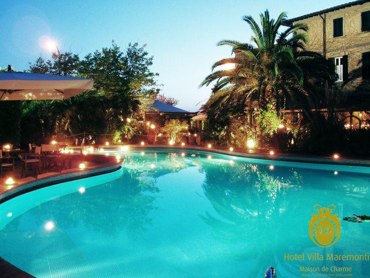 Boutique Hotel Villa Maremonti tuscany villa on the sea. #fortedeimarmi #tuscany #italianstyle #romantic #home #holiday