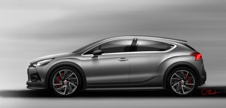 Citroen DS4 Racing Concept