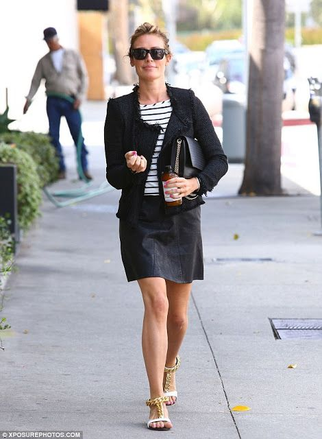 Stealing Cat Deeley's Style