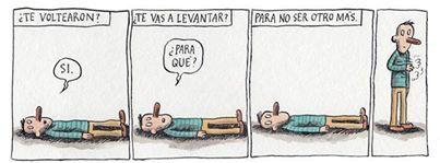Liniers. Caer y levantar