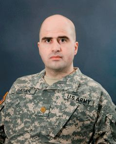 """Fort Hood On Nov. 5, 2009, former U.S. Army psychiatrist Nidal Malik Hasan shot and killed 13 people and injured more than 30 others at Fort Hood, Texas. In August, a jury sentenced Hasan to death by lethal injection for his actions, which the Defense Department has classified as """"workplace violence."""" Hasan is on military death row in Fort Leavenworth, Kan., but experts say it could be more than a decade before he is executed, due to the appeals process."""