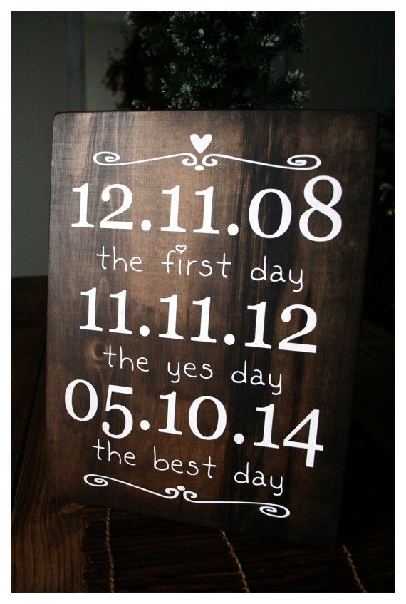 The First Day The Yes Day The Best Day Special by Ingersons
