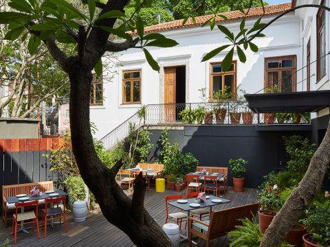 Mama Shelter: um hotel com design descolado no Rio de Janeiro