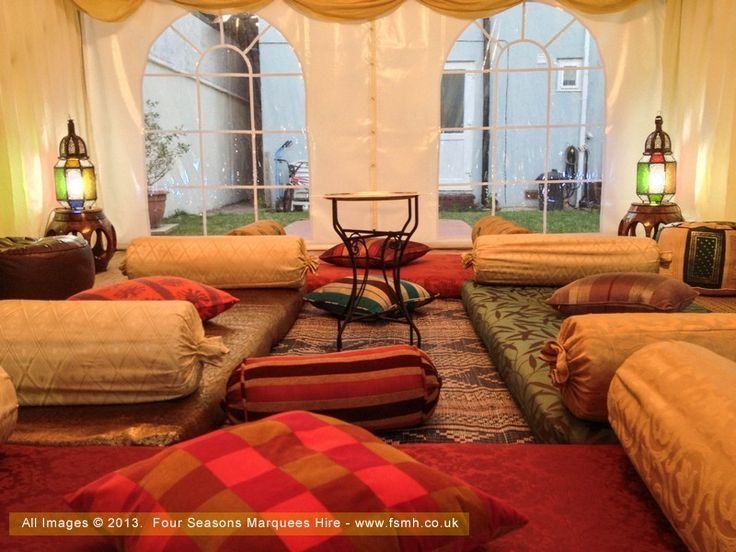 Best Indian Moroccan Arabian Bedouin Daybed Seating Bed