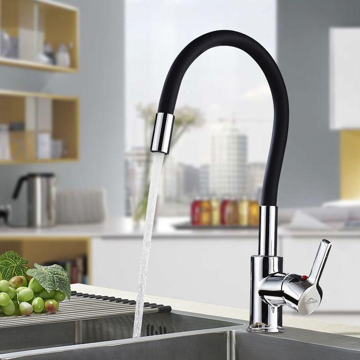 Timaco Küchenarmatur Armatur Spüle Spültischarmatur Wasserhahn Küche ...