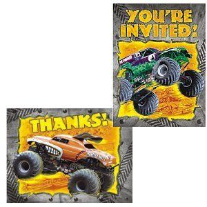 Best 25 Monster jam party supplies ideas on Pinterest Monster