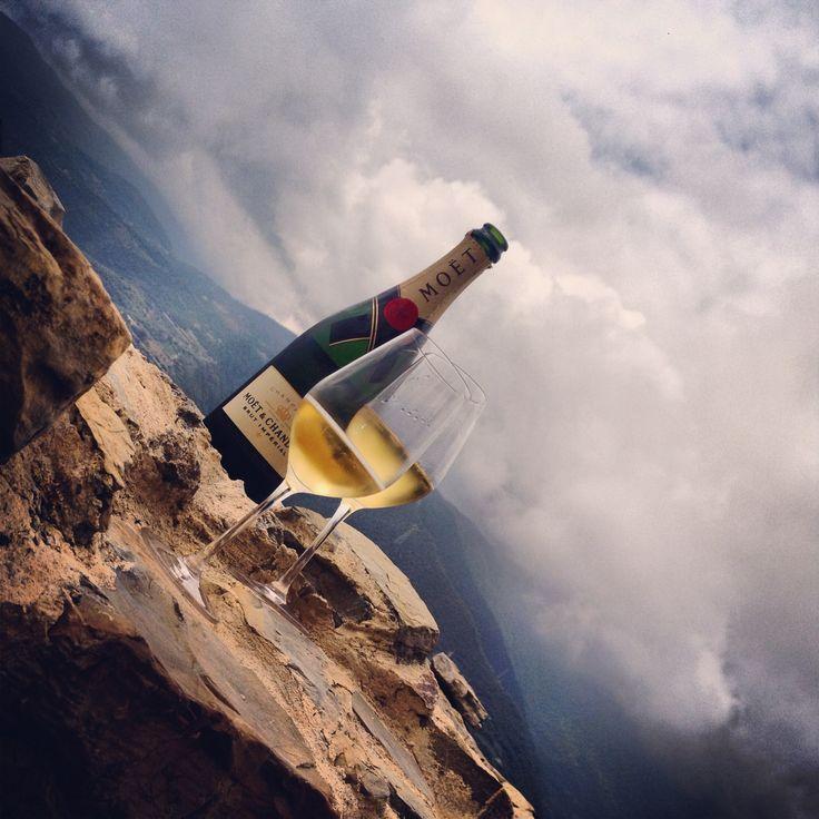 Castellaro, Italy - #Champagne #Moët