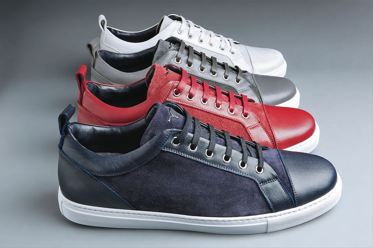 Eye catching sneakers from SS2015 Larusmiani Men's Collection