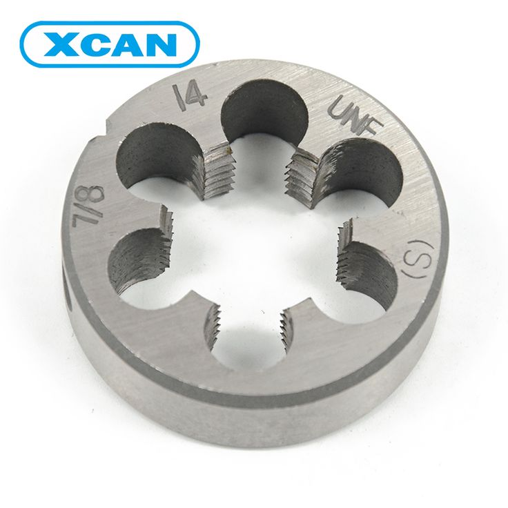 free shipping 1Pc Metric HSS Right hand Die 7/814UNF