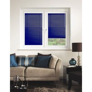 Oxford Blue Perfect Fit Venetian Blinds