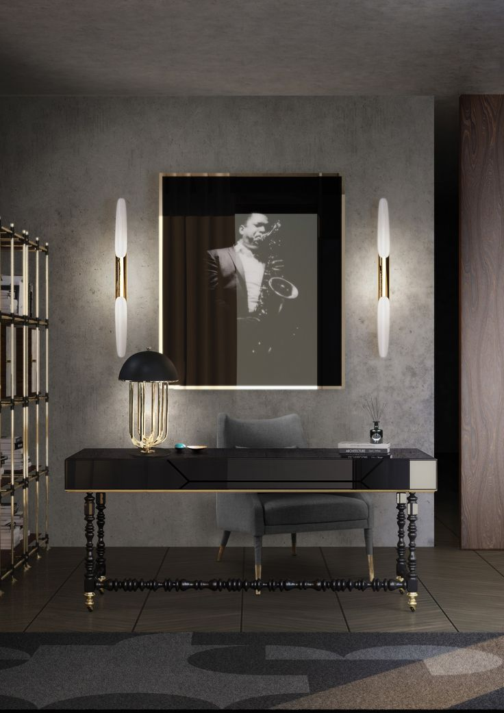 Get the best home decor inspirations for your office.