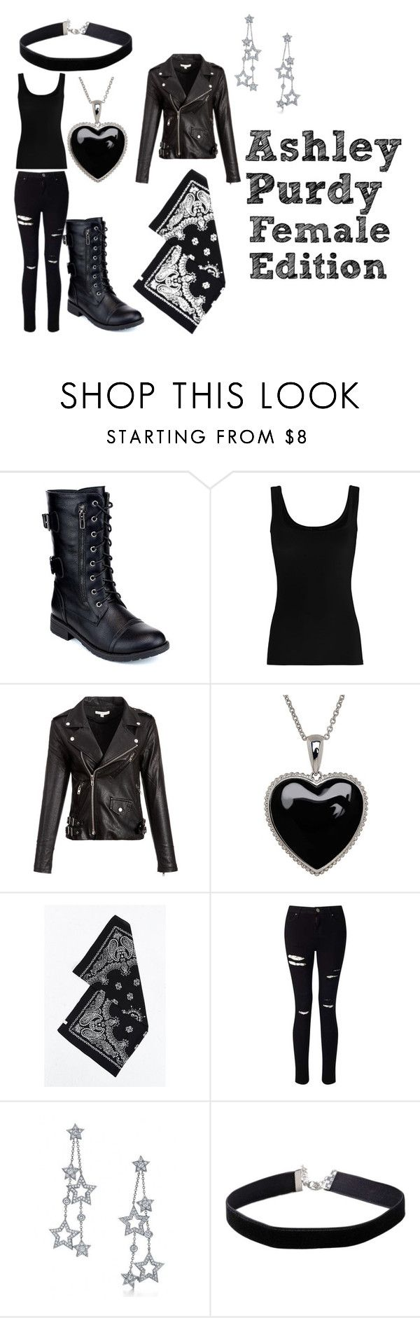"""Untitled #27"" by kenzie-motionless on Polyvore featuring Refresh, Twenty, Lord & Taylor, Urban Outfitters, Miss Selfridge and Tiffany & Co."