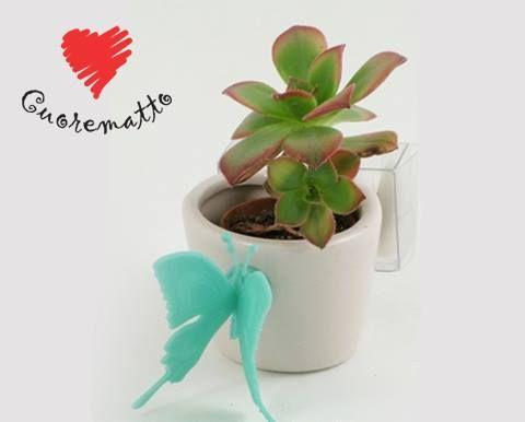 Il portapiantina magnete Caspò #Cuorematto è l'idea perfetta per una #bomboniera. http://bit.ly/1C6Ub6z
