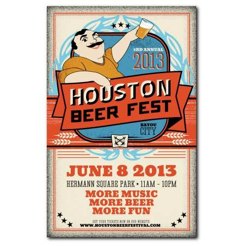 4 Tickets to Houston Beer Fest or Houston Wine Fest - Donated by Misty Staunton ($40 value)
