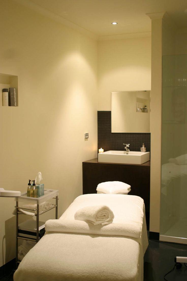 Massage Spa Interior