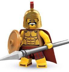 8684-2: Spartan Warrior