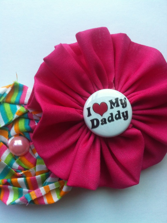 Headband for Girls Baby Girl Headband Shabby Flowers by twosupply, $9.00