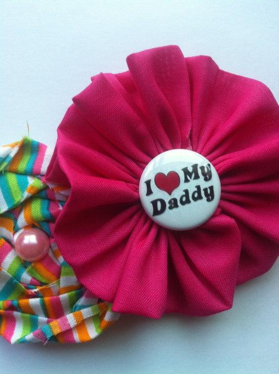 Headband for Girls Baby Girl Headband Shabby Flowers by twosupply, $9.00