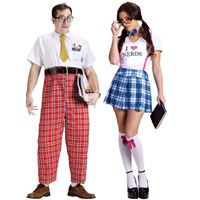 Nerdy Couples Costumes
