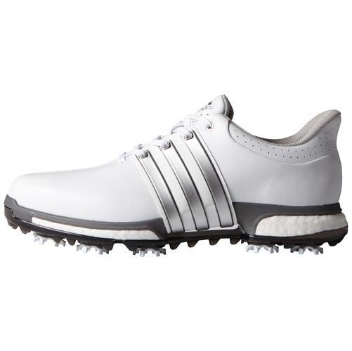Adidas Tour360 Boost Golf Shoes #GolfShoes