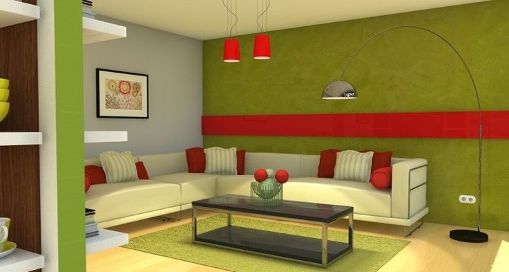 17 best images about salas de estar living rooms on for Colores para departamentos
