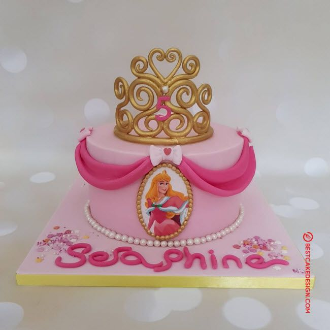 50 Sleeping Beauty Cake Design Cake Idea March 2020 With