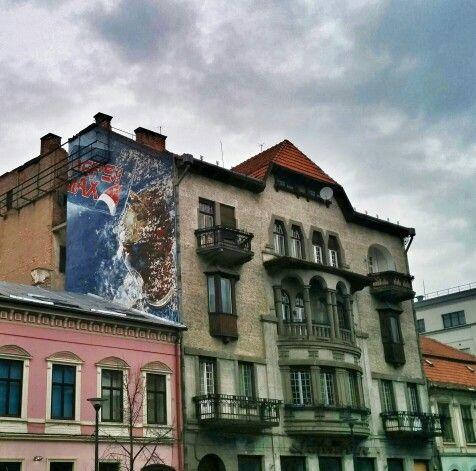 Pepsi max in Cluj