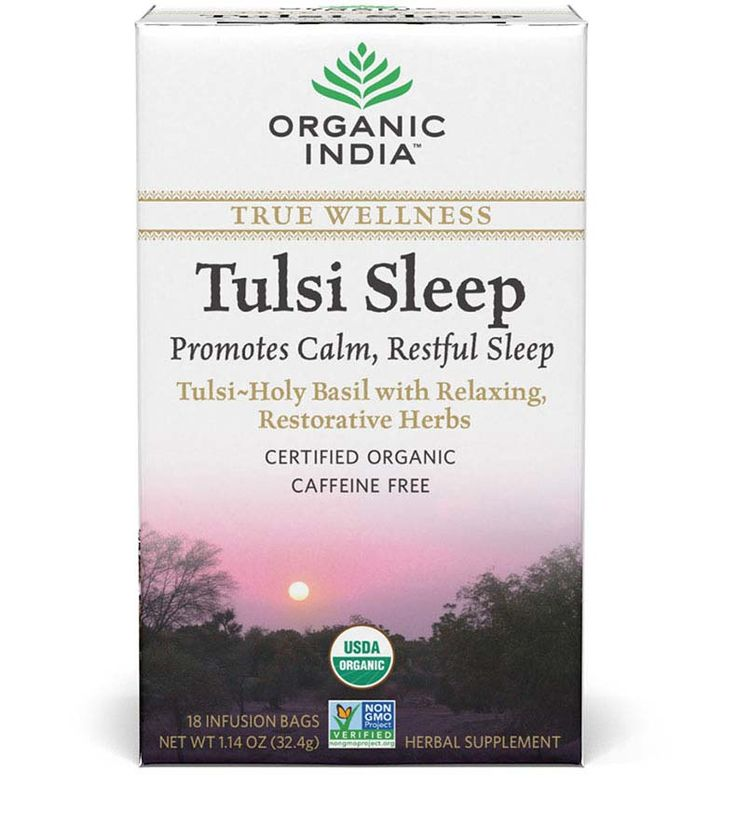 Organic Tulsi Tea (Holy Basil Tea) at ORGANIC INDIA. True Wellness products and solutions for conscious, healthy living.