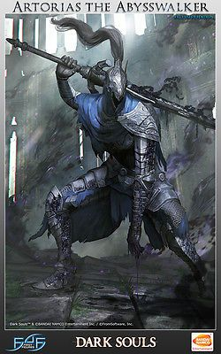 Dark Souls Artorias The Abysswalker Exclusive 1/4 Scale Statue LE/1400 NEW