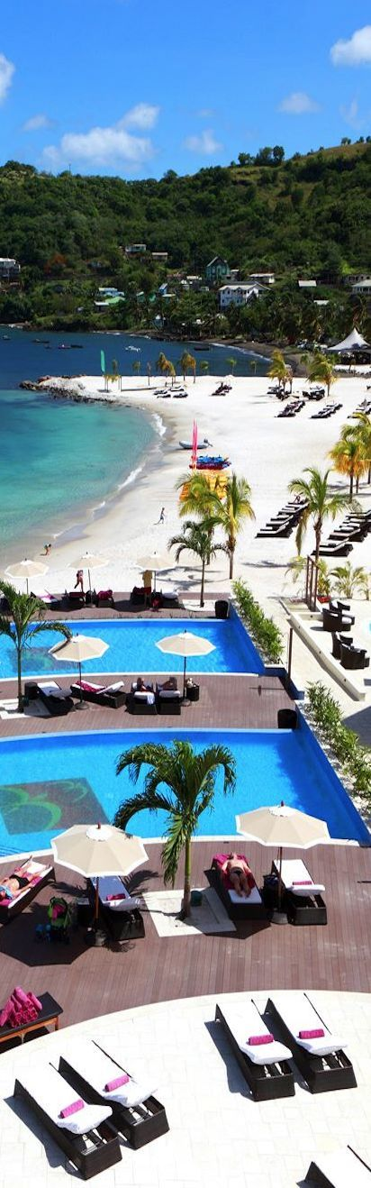 Buccament Bay Spa & Resort in St Vincent & The Grenadines