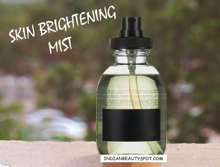 Lemon Toner - Skin Brightening toner / mist : ♥ IndianBeautySpot.Com ♥