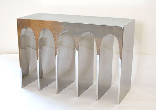 Console by Herve van der Straeten available at Ralph Pucci International. Featured as one of D Pages July 2011 favorites.
