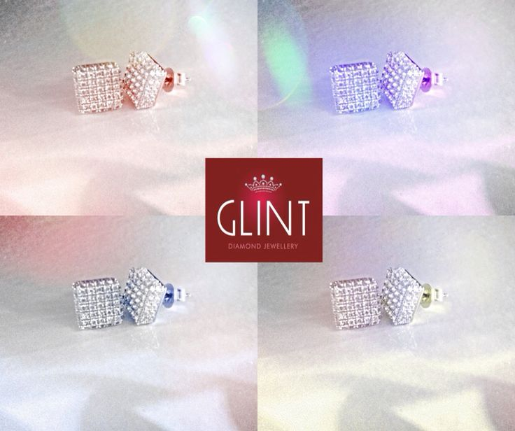 Different shades of glint