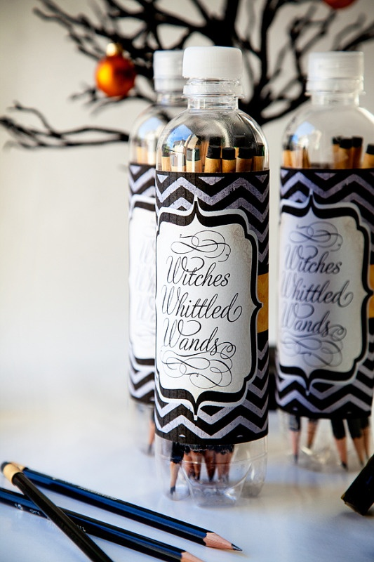 witchs wands classroom halloween favors or even just a gift for the teacher teacher note could say something about working her magic with the kids each - Halloween Gifts Kids