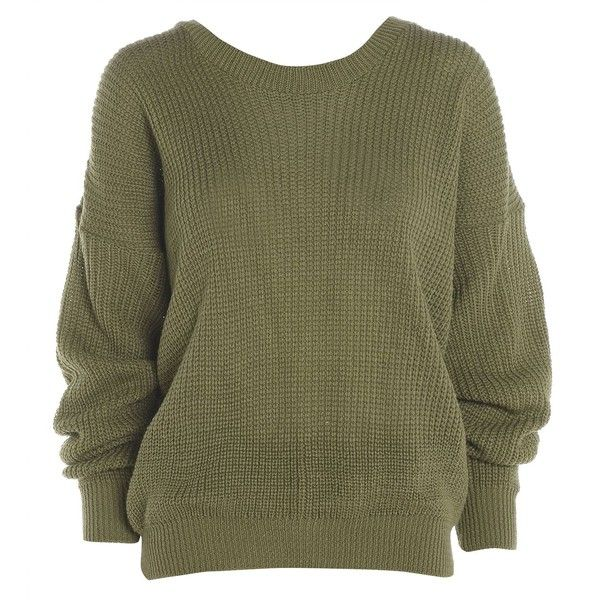 Purl Women's Oversized Baggy Chunky Knitted Jumper Pullover ($5.16) ❤ liked on Polyvore featuring tops, sweaters, baggy tops, oversized pullover, brown pullover sweater, baggy jumpers and jumper top