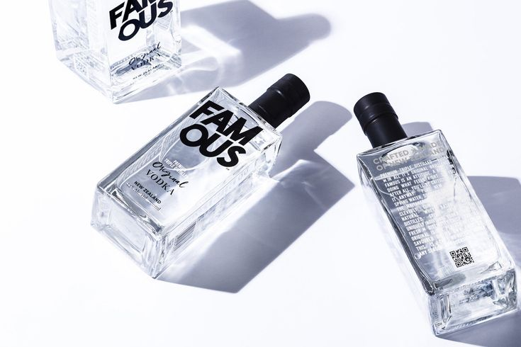 Brazen Vodka with the Packaging to Match — The Dieline | Packaging & Branding Design & Innovation News