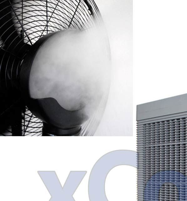 Mist Cooling System Vs Outdoor Misting Fans Which Is A Better
