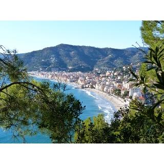 Alassio, Liguria - Italy