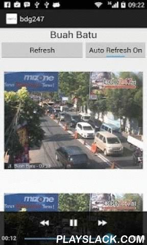 Bandung 247  Android App - playslack.com , Bandung247 Apps are a facility were dedicated for all tourist were come visited to Bandung City. In this apps, there is Traffic camera for each points on the Bandung street for the tourist is avoided from traffic jammed.For another information about Bandung City, you can find out on www.bdg247.id.