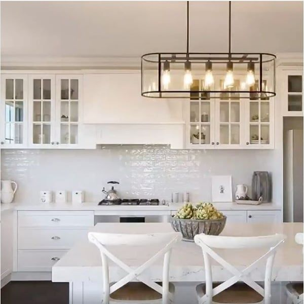Isn T This Kitchen Just A Dream We Adore This French Provincial
