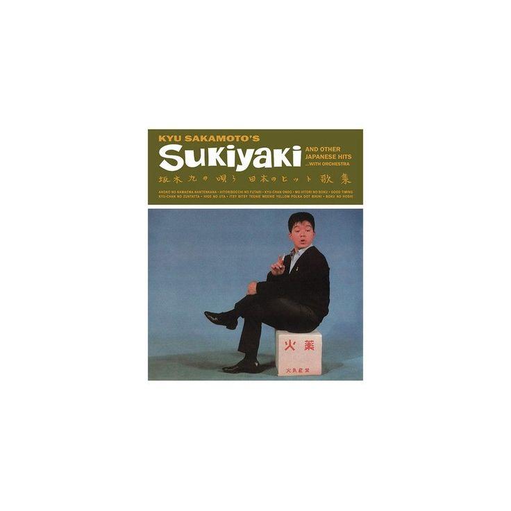 Kyu Sakamoto - Sukiyaki & Other Japanese Hits (Vinyl)