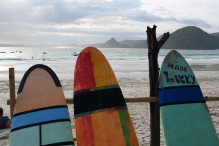 Paradis des surfeurs ;)