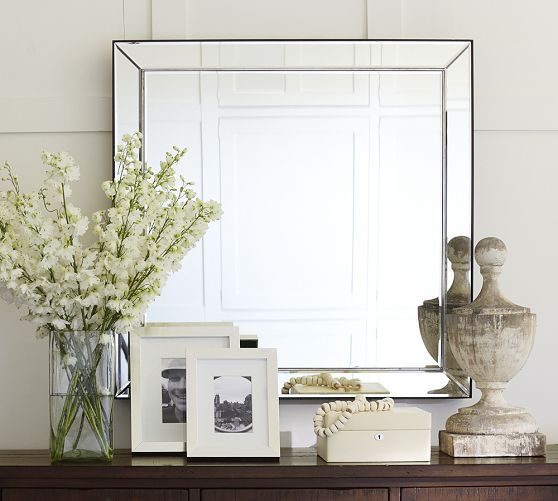 17 best ideas about pottery barn mirror on pinterest - Pottery barn bathroom vanity mirrors ...