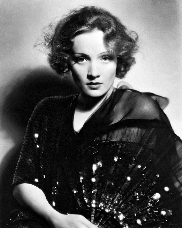 Marlene Dietrich - early