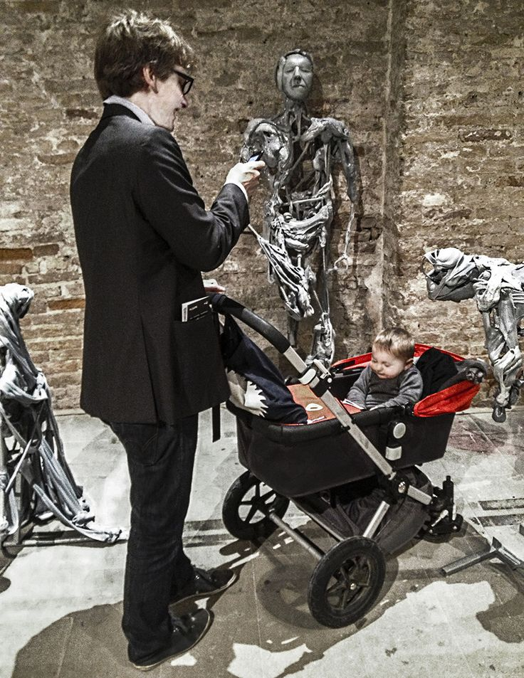 """Untitled (""""Macabre"""") - Biennale 2013 © Jan Oberg 2015"""