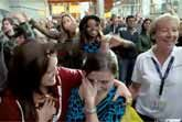 Welcome Back - Heathrow Airport (T-Mobile):  A welcome home to remember, watch the video.