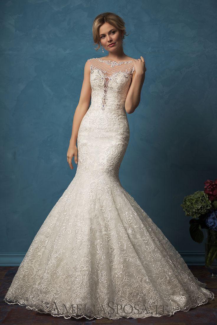 Wedding Dress Maria, Silhouette: Transformer, Ball Gown/ Mermaid