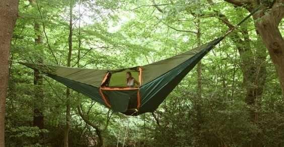 Tentsile // #Tende da #campeggio: i 10 modelli più bizzarri e originali | @greenMe. it