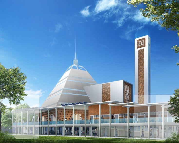 Sayembara Desain Masjid Agung Pemalang, Asia Raya Studio, 2016
