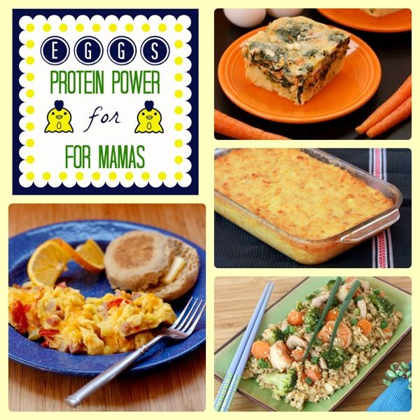 #Eggs Protein Power for Mamas | cupcakesandkalechips.com